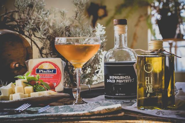 Dry Martini, Queijo e Azeite