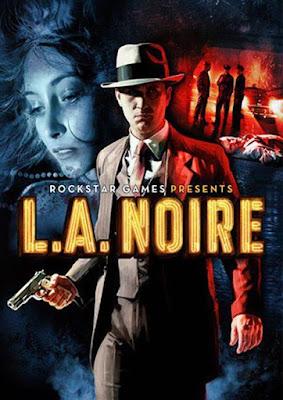 Capa do L.A. Noire