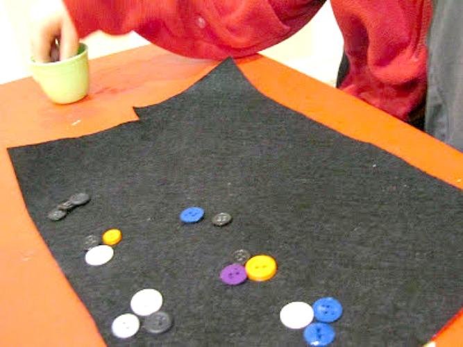 A New Coat for Anna Math Activity