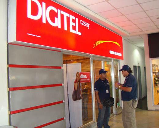 Las nuevas tarifas de Digitel