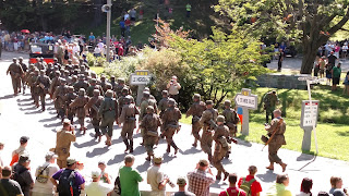 D-Day Reenactment at Conneaut Ohio