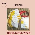 085867642723  Bikin Co Card di Magelang-Yogyakarta