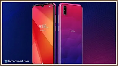 Lava Z53 With 4,120mAh Battery, Android 9 Pie Go Edition Launched In India: Cost, Specs