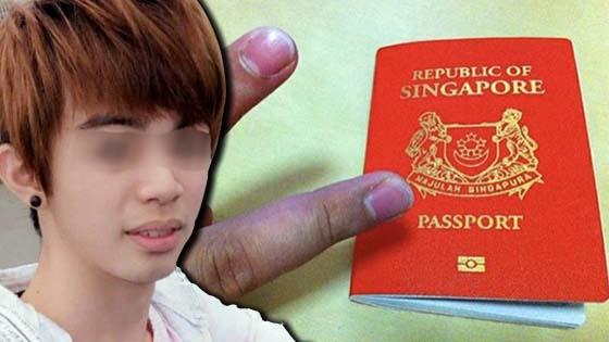 Berlagak Dapat Kewarganegaraan Singapura, Lelaki Malaysia Ini Kutuk Negara Sendiri. Tapi Rupa-rupanya..