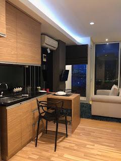jasa desain interior apartemen studio di Cikarang-Bekasi