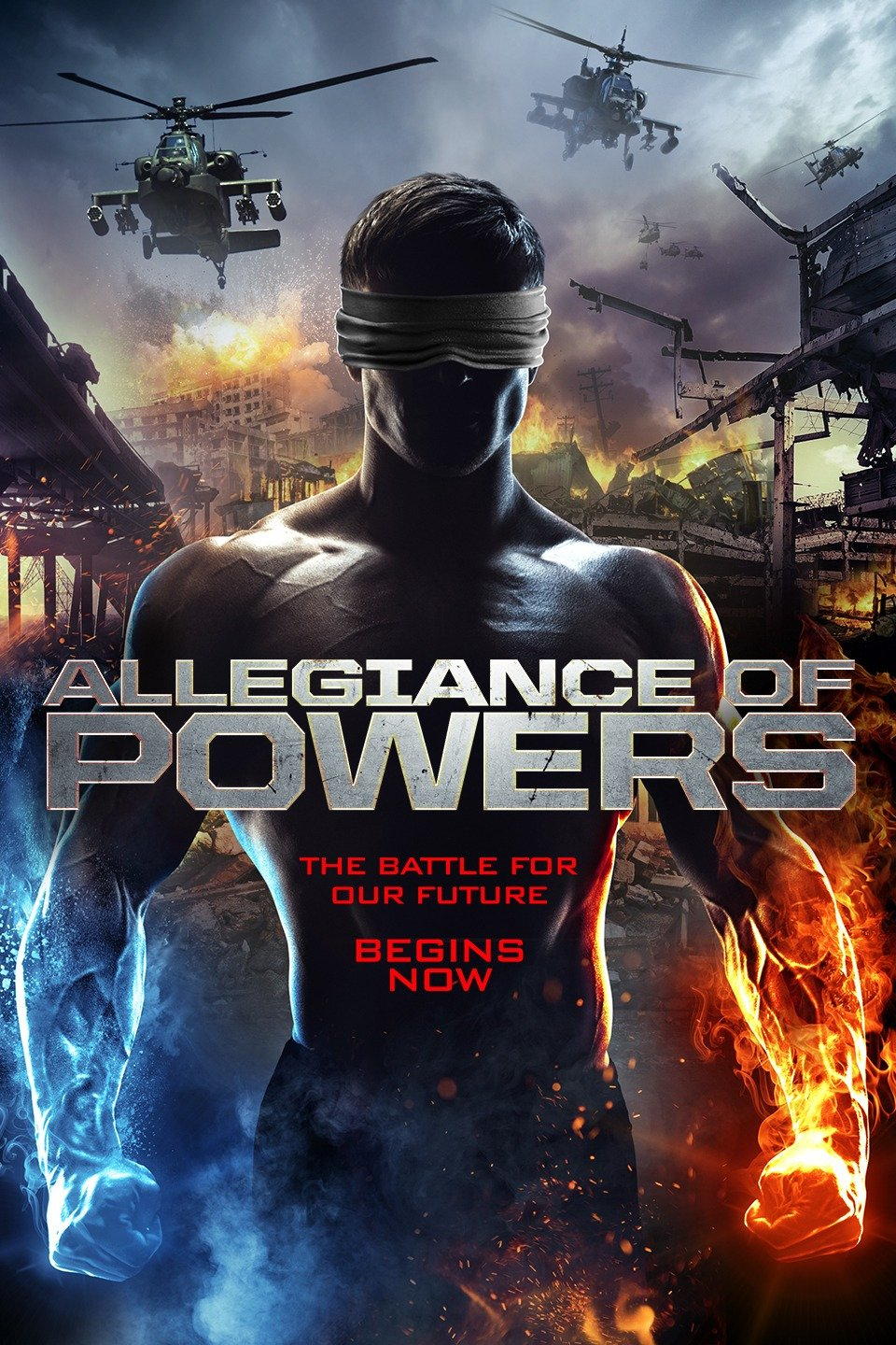 Allegiance of Powers 2016