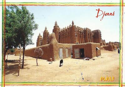 Unesco whs Mali