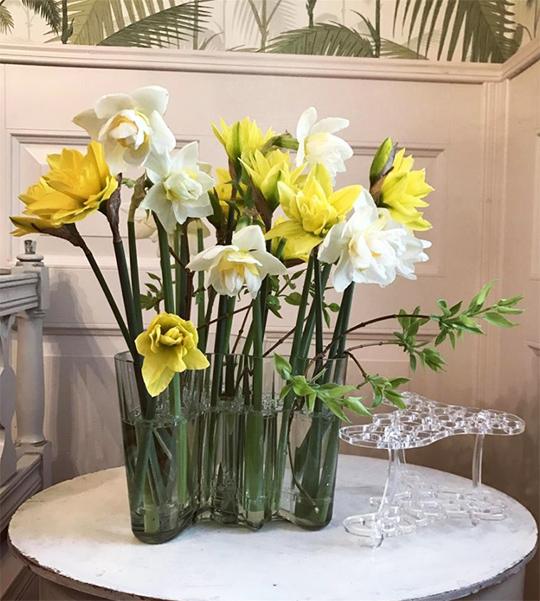 Blomstödet InVase av David Neckman, Blomsterpigan | www.var-dags-rum.se