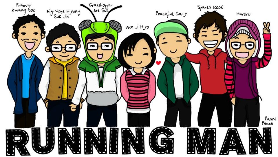Runningman Jjang!!: RM Members Info