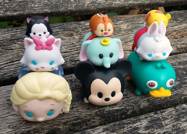 Disney Tsum Tsum Vinyls from JAKKS Pacific - Review blog