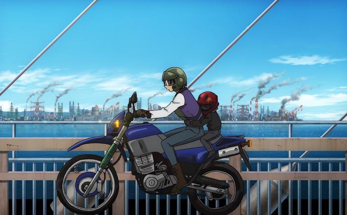 Detective Conan: La bala escarlata (Meitantei Conan: Hiiro no Dangan) anime film - Chika Nagaoka - Alfa Pictures