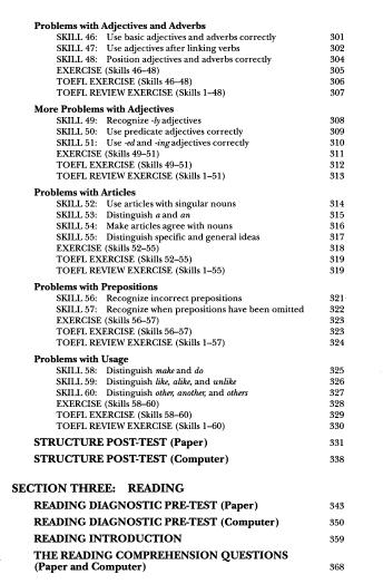 graphic regarding Toefl Exercises Printable titled Obtain PDF Longman Comprehensive Class for the TOEFL Try