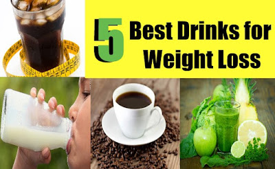 Water & 6 Other Weight Loss Drinks