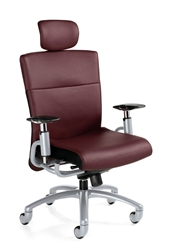 Global Total Office 2639-1 Ride Chair