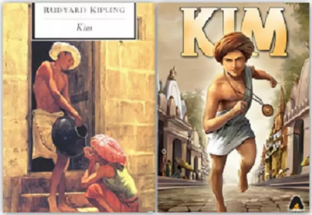 "Download ""Kim"", Rudyard Kipling's Well-known Novel"
