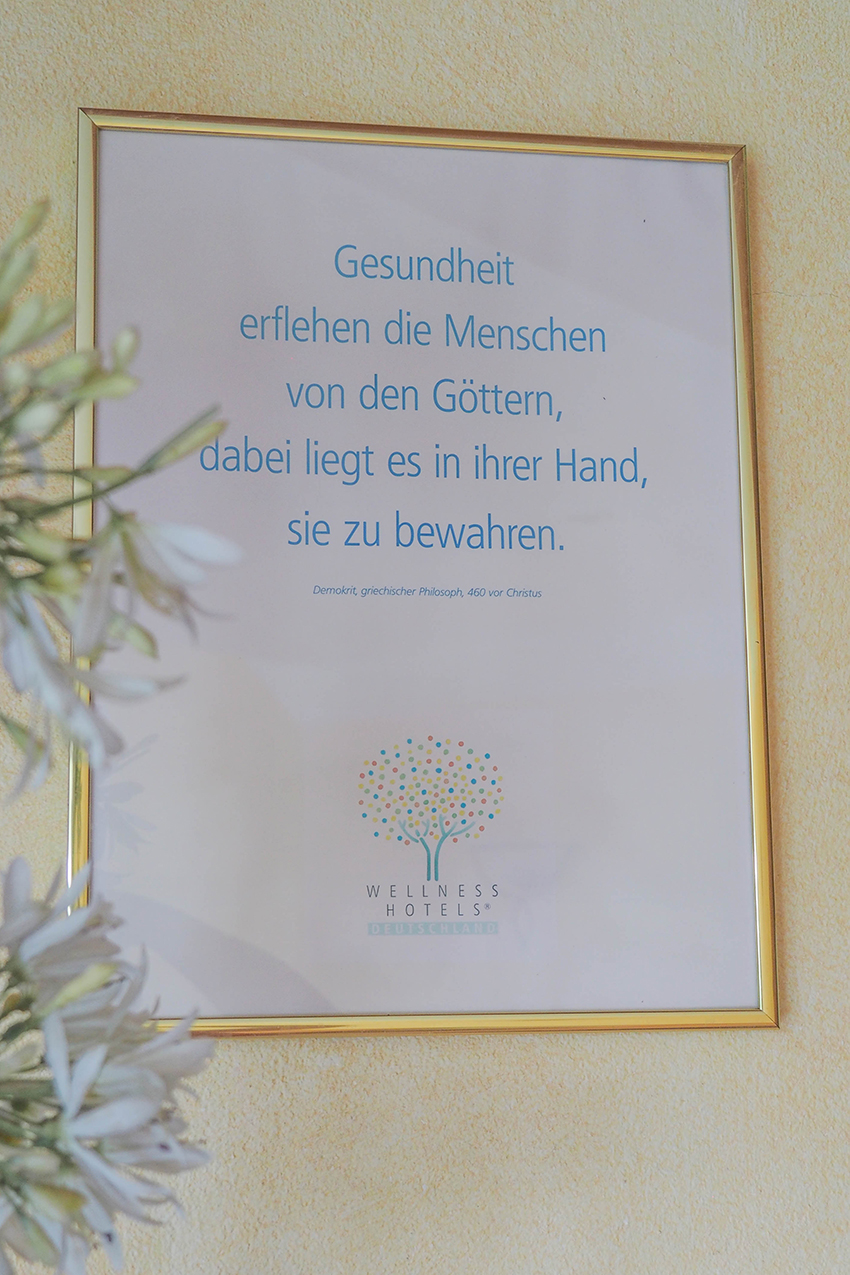 Wellness im Antoniushof
