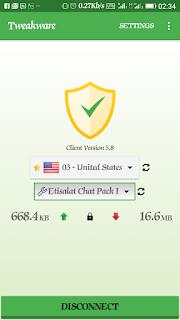 Etisalat Remote Tweak Blocked! But Glo and Etisalat chatpack Tweak Still Working
