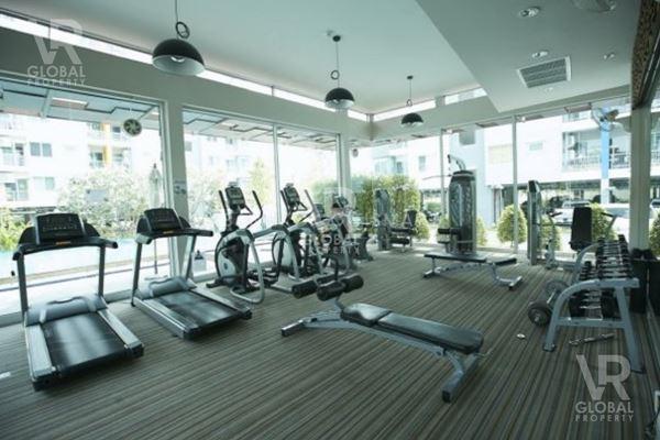 คอนโด Supalai City Resort ศุภาลัย ซิตี้ รีสอร์ท รัชดา-ห้วยขวาง