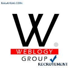 WEBLGY RECRUTE JOURNALISTE WEB