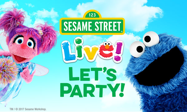 Sesame Street Live! Letu0027s Party! Madison Square Garden Discounted Ticket  Offer