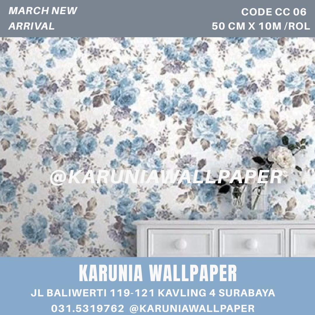 jual dinding wallpaper rumah surabaya