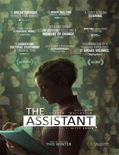 pelicula La asistente (2019)