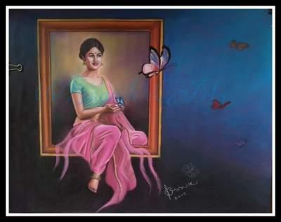 Butterfly.... ( मेरी आजादी )