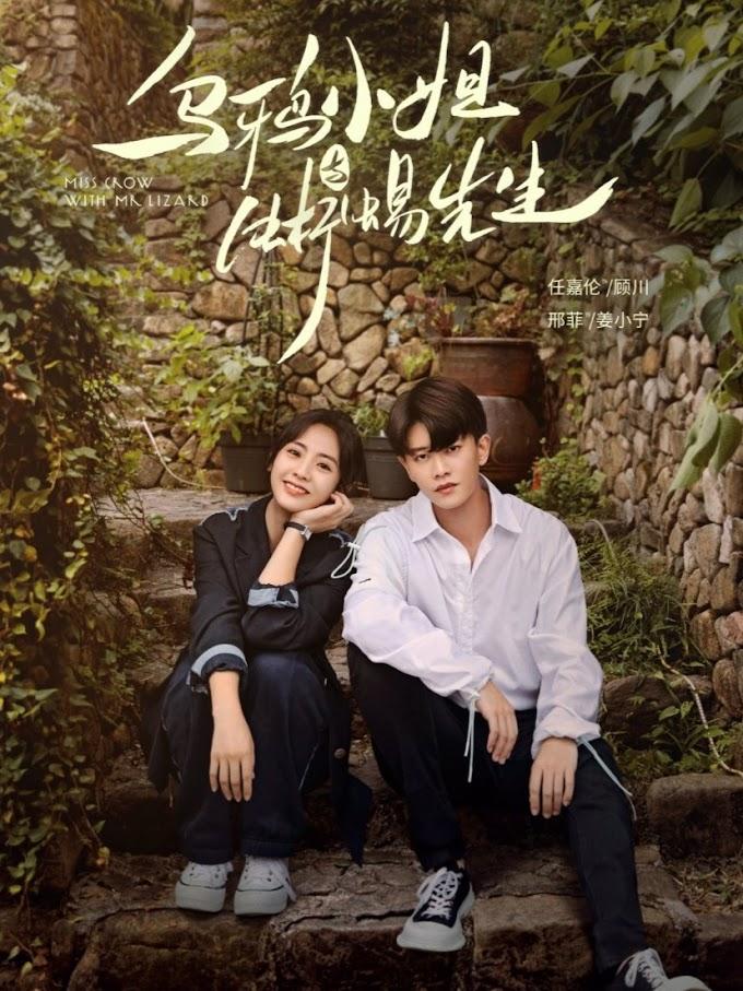 [Review] Drama China: Miss Crow with Mr. Lizard /  Wu Ya Xiao Jie Yu Xi Yi Xian Sheng (烏鴉小姐與蜥蜴先生)