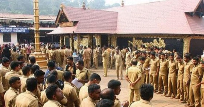 CAG says it is more irregular to buy security equipment to Sabarimala Keltron is hiring outsourcing companies to companies that are interested in police officers,www.thekeralatimes.com
