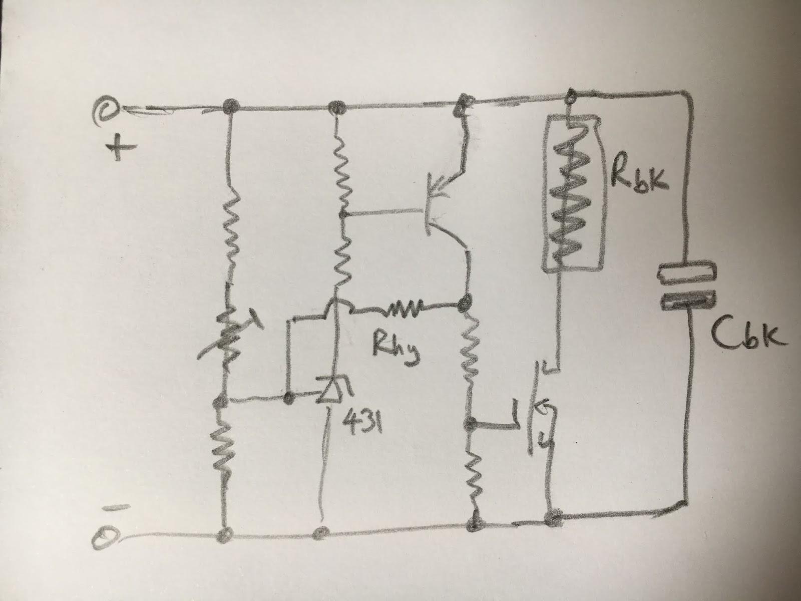 The Mighty Shiz: Active clamp / braking resistor circuit design
