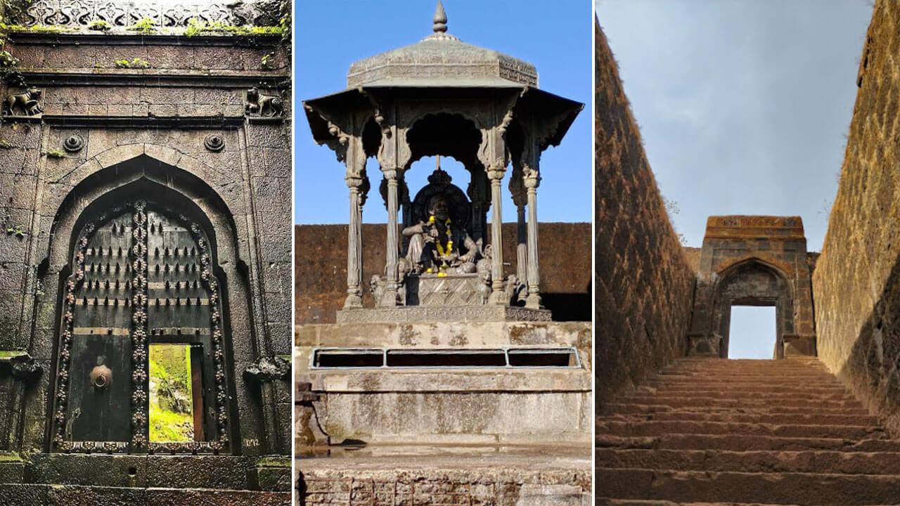 रायगड किल्ला - Raigad Fort
