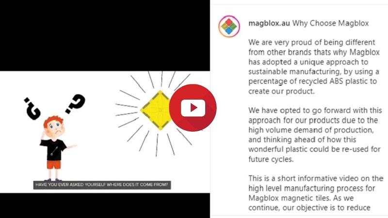 magblox recycling video