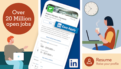 LinkedIn Social Networking App For Android