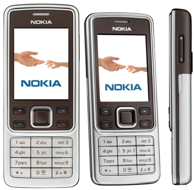 Nokia 6301, with UMA Technology