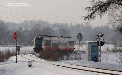 SA133-005, regio Kraków Balice - Kraków Główny