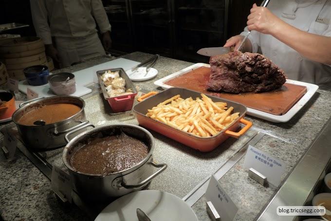 新竹竹北 喜來登大飯店盛宴自助餐廳「前菜、主食、日式料理篇」-表現中規中矩。
