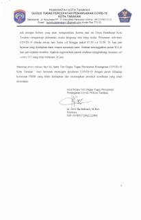Press Release COVID-19 Tarakan 24 Juni 2020 - Tarakan Info