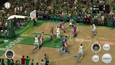 NBA 2K16 v0.0.21 Apk