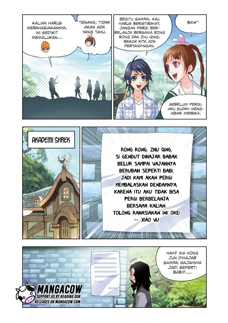 Baca Komik Manga Soul Land Chapter 43 Komik Station