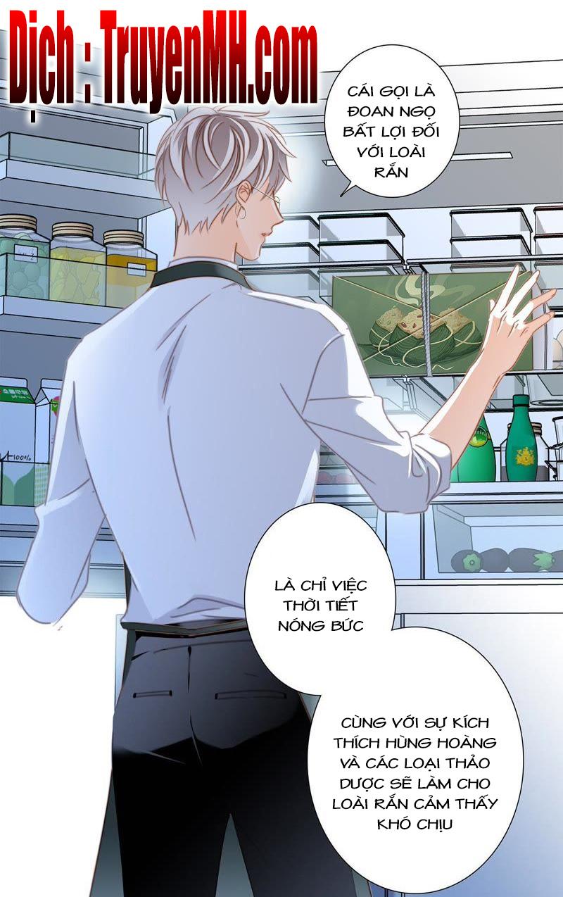 Ẩn Thế Hoa Tộc chap 66 - Trang 14