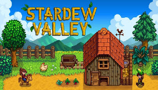 Stardew Valley Game: play with a rural life