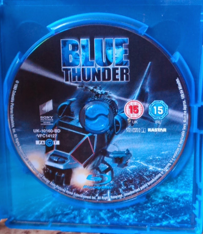 Movies On Dvd And Blu Ray Blue Thunder 1983