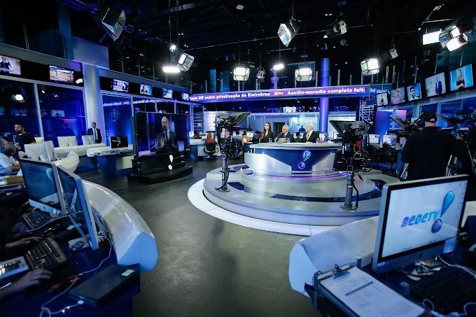 RedeTV! em crise: Situação financeira pode causar cancelamentos de programas.
