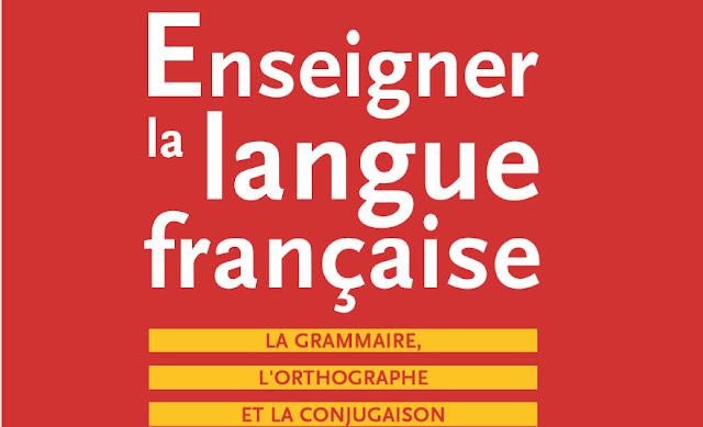 "كتاب رائع لن تجد له مثيل بعنوان ""Enseigner la langue français"" حمله الان"