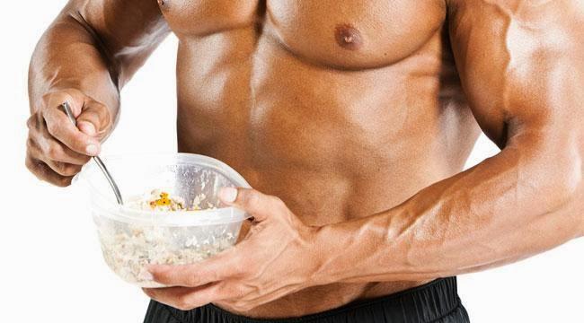 Διατροφή αύξησης σωματικού βάρους