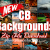 CB Backgrounds Download For Free | CB Editing Full HD Backgrounds Zip File Download - Mission Techal