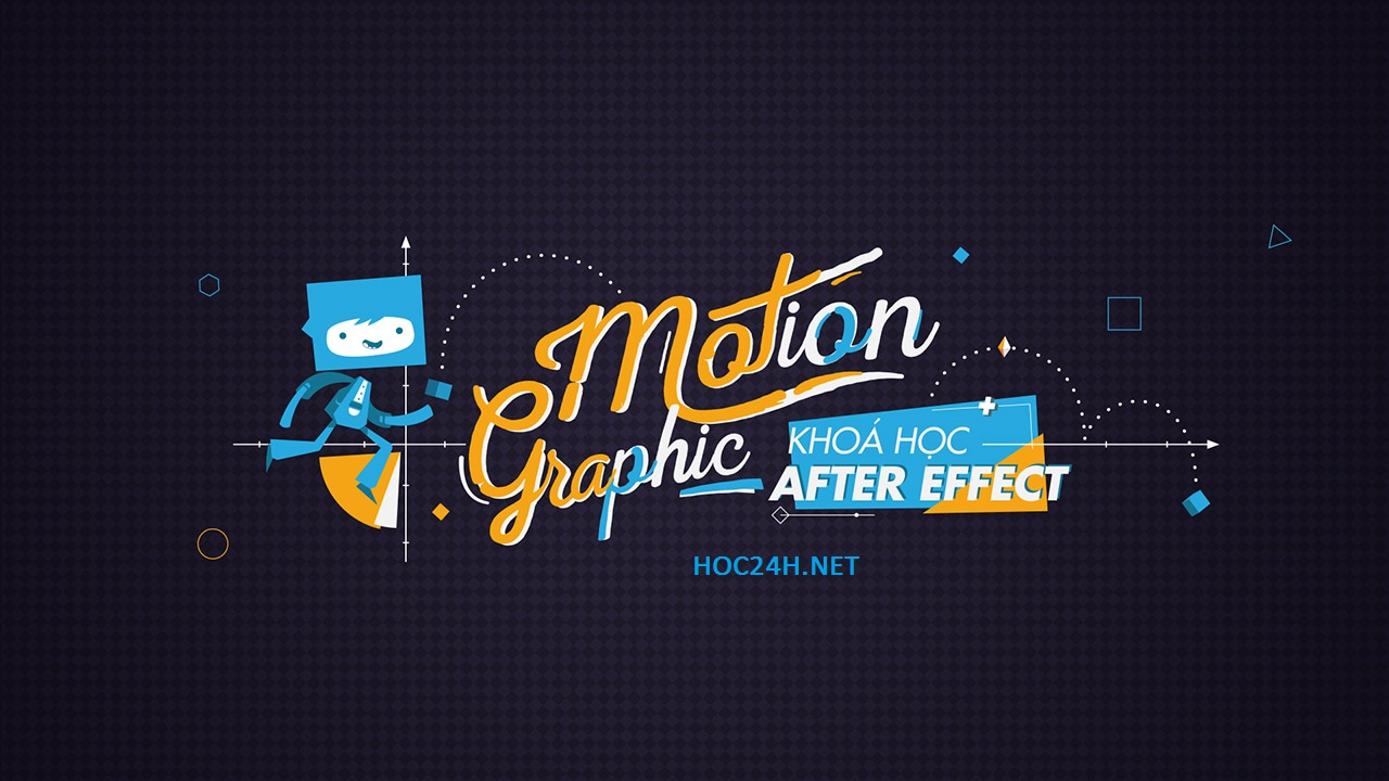 Motion Graphic với After Effects
