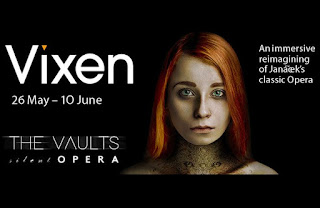 Vixen - Silent Opera @ The Vaults