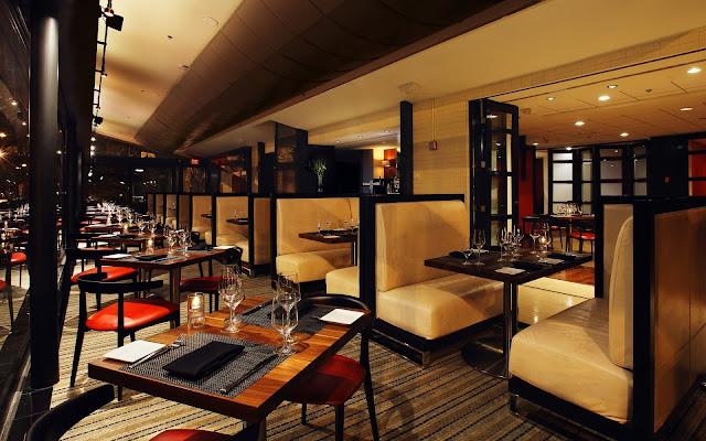Desain Sederhana Kafe Dan Restoran Di Ruko