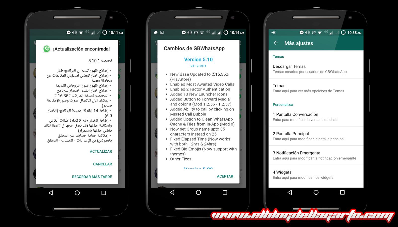 GBWhatsApp PLUS v5.10.1